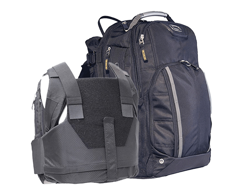 RTG Armored Backpack